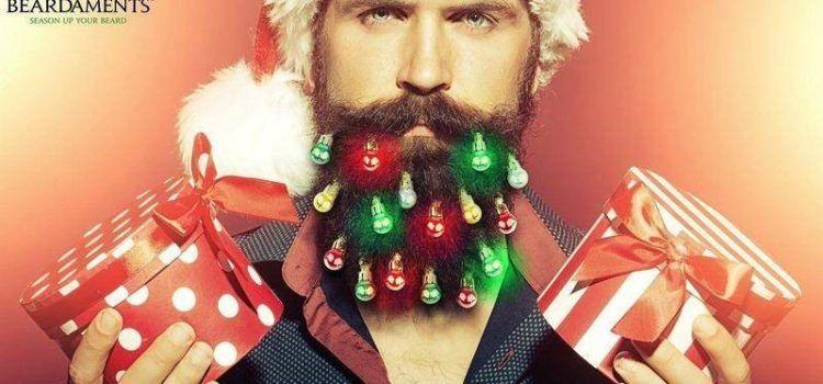 Baard kerstballen: hippe kerstversiering voor de man